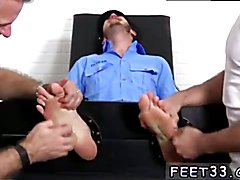 Emo boy elijah foot gay xxx Officer Christian Wilde Tickled