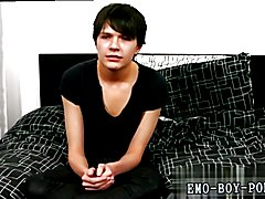Chubby  emo boys gay first time Nineteen year old Seth Williams is kind of shy, and from