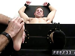 Gay german extreme feet Ticklish Dane Back For More