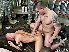 Military men in the nude gay Fight Club