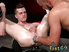 Gay family sex xxx xxx Mounted on a lazy-Suzan, Axel flips Aiden around and gives his