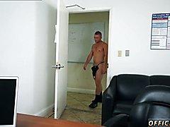 Elderly men gay sex tubes Keeping The Boss Happy