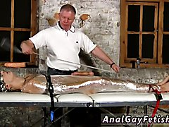 Gay rubber bondage videos You know this domineering dude likes to make a dudes fuck-stick
