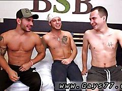 Xxx naked movies first time gay sex download Vadim, David And Zeno Bareback 3way