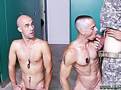 movie army man gay porn and army men shower video Good Anal Training