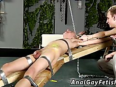 Male penis sounding bondage and hairless gay twink bondage videos It's not often we watch