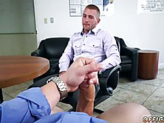 Male ejaculation straight gay Keeping The Boss Happy
