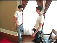 Big Dick Devin and Trystian Fucking