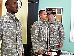 Hot straight boys naked movies and black dick up close movies gay Yes Drill Sergeant!