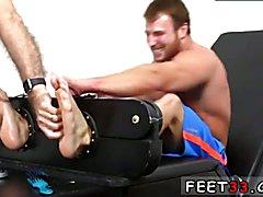 Wrestler Frey Finally Tickled Free gay feet brother