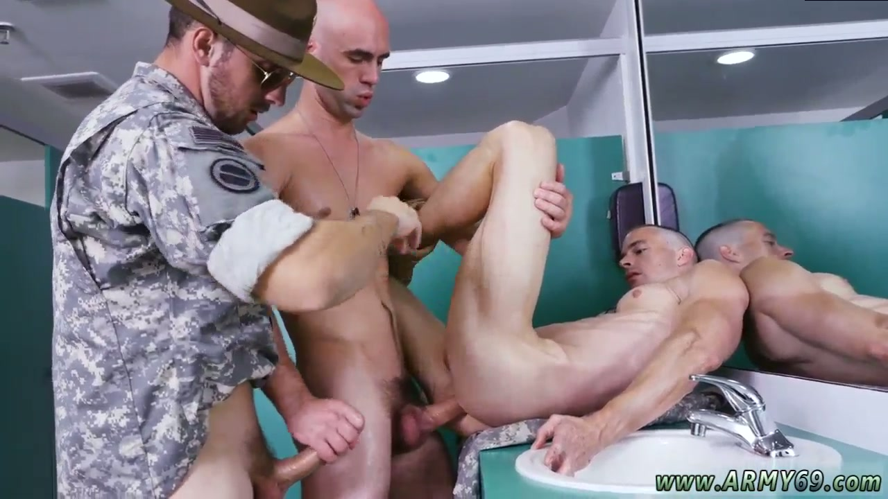 Army nude photo male and hardcore fuck with 8
