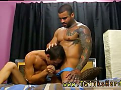 Gay hairy ass webcam solo twink Alexsander commences by forcing Jacobey's head down on