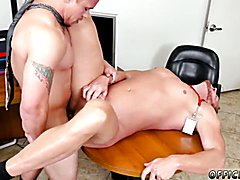 Free sex gay broke boy first time First day at work