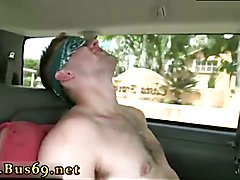 Gorgeous Day For Anal Sex On The Baitbus! Naked