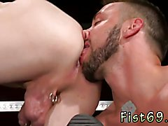 Suck hard piss fisting gay Aiden Woods is on his back and bellows to Axel Abysse, 'fuck