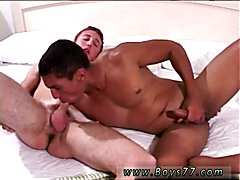 These fellows are on fire dry poking each other and deep throating bone so much that they ju...