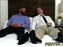 Gay sex with buff chinese men first time Derek Parker's Socks and Feet Worshiped