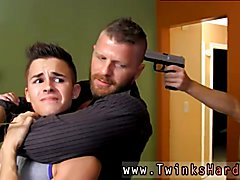 Gay twink spank movies Ryker Madison unknowingly brings loan shark Jeremy Stevens back to