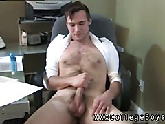 Hung gay college boys first time