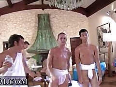 Gay boy sex in  The capa fellows are prepping for their toga soiree by having their