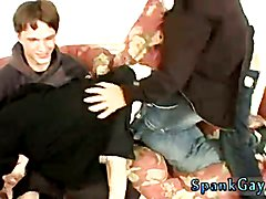 Pants off boy spanking gay Skater Spank Wars Get Feisty!