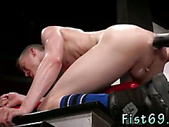Sweet boys with open ass and men gay sex free movie xxx Slim piggy Axel Abysse bends over