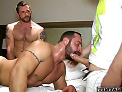 Luca Bondi and Morgan Black