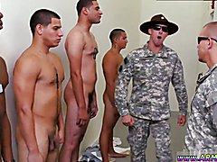 Army guys sucking cock and gay military check up Yes Drill Sergeant!