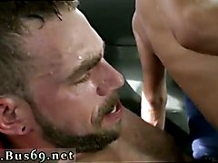 Gay men seducing straight guys glory holes Weel, lucky him the BaitBus is in town.