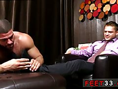 Older bi men gay sex movies Tyrell's Sexy Feet Worshiped