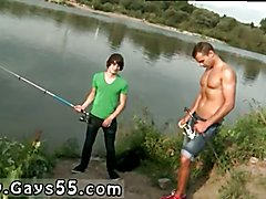 Older for me mobile porn gay Anal Sex by The Lake!