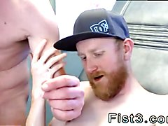 Gay fisting naked First Time Saline Injection for Caleb