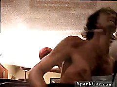 Spanking sex in boy movieture and gay male underwear spanking videos Ian Gets Revenge For