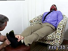 Mature gay men feet videos His sundress socks and nude feet smelled SO supreme as I