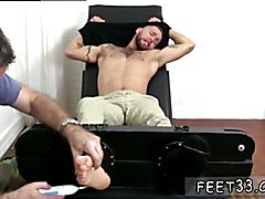 Feet men muscles and gays sucking licking foot armpit xxx Tino Comes Back For More Tickle