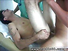Doctor hard gay porn first time As I pressed it in, Ricky embarked to action like he was