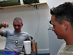 Military boys getting sucked by gay males and one man army porn movie xxx The Troops are