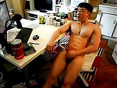 Str8 fit Asian men