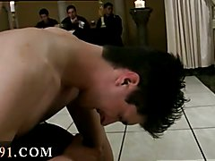 Mexican gay porn male video Muff Meat was chosen from the three to blow off and get boned