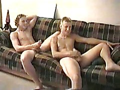 Mutual Masturbation And Blowjob Twinks