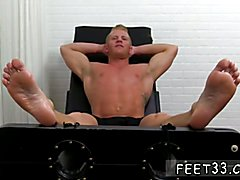 Male on male military foot tickling gay first time Johnny Gets Tickled Naked