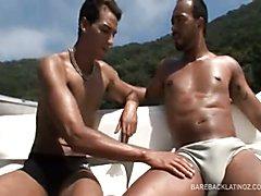 Alan and Bruno Bareback