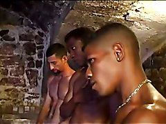 Orgy Interracial  scene 2