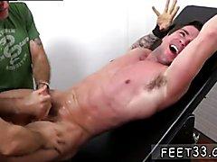 Trenton Ducati Bound & Tickle d Gay male on male feet