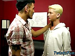Ejaculating black gay The stud returns home not sure what to expect with Collin confronts