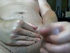 asian daddy love to show and be an exhibitionist