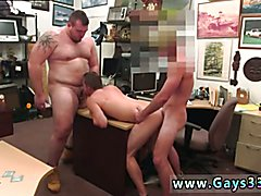 Free movies mature business straight men gay Guy completes up with rectal fuck-fest