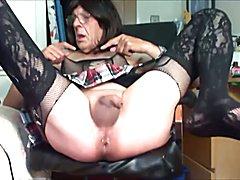 webcam public show