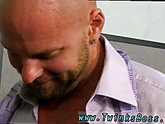 Snuff gay sex videos Boss Mitch Vaughn hasn't had a chance to meet the fresh employee,