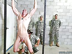 Free twinks of military guys jerking and movie gay sex xxx military first time He's